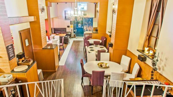 Vista general - Hot Lounge, Barcelona