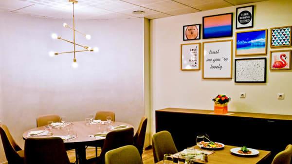 Salle restaurant - Le Sud, Manosque