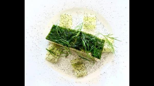 Fisk - Mejerigaarden, Gedser