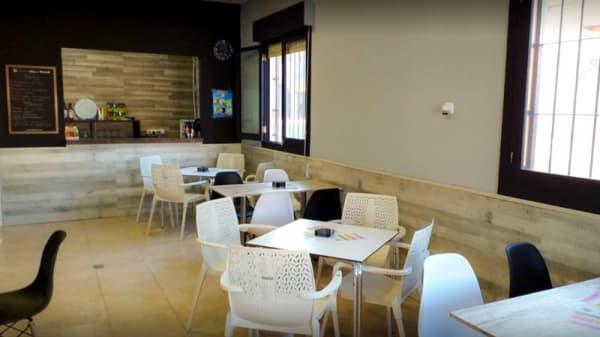 Vista del interior - Pizzería Victoria's, Daya Nueva