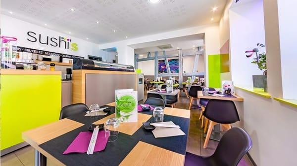 inté - Sushi's Colmar, Colmar