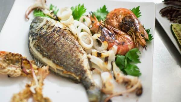 Suggerimento dello chef - SettimoCielo, Oristano