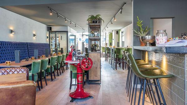 Het restaurant - Bistro NR. 11, Leidschendam