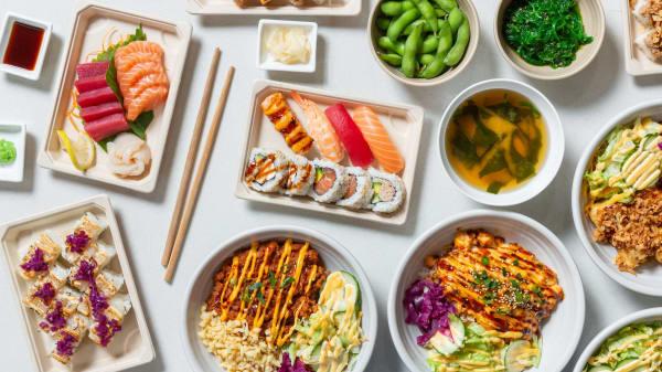 Course's Suggestion - Sushi Lian, Melbourne (VIC)