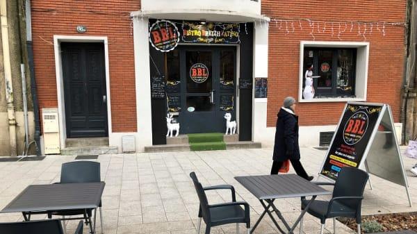 Entrée - Bistro Breizh Latino, Toulouse