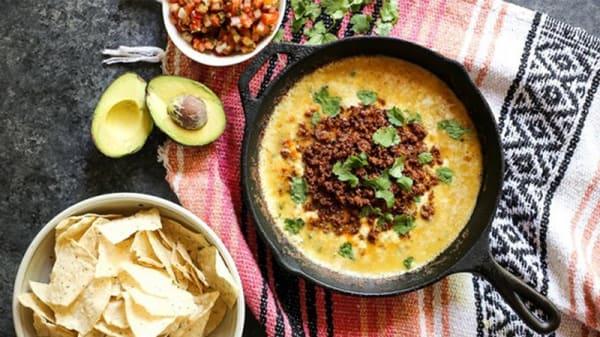 Sugerencia del chef - Los Tacos (Uruguay), Ciudad de México