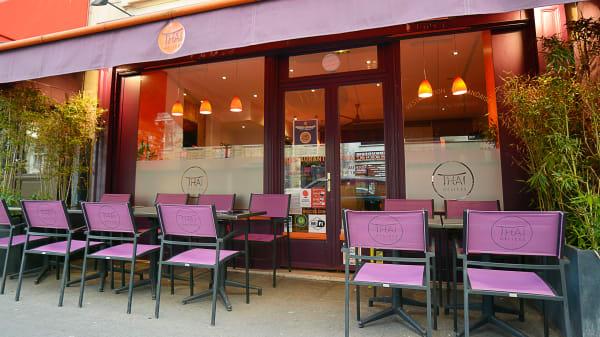 Terrasse Paris 17ème - Thaï Délices Ampère, Paris