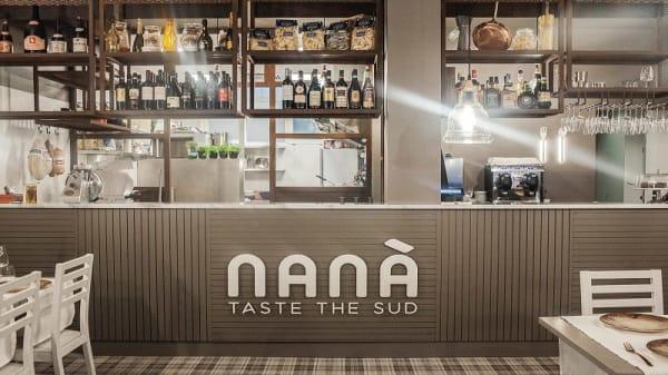 Veduta dell interno - Nana' taste The Sud, Parma