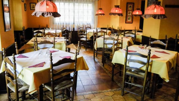 Vista comedor - Don Blasco, Valencia