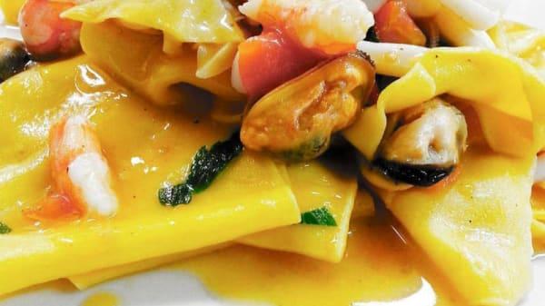 Suggerimento dello chef - Trattoria del Campazzo, Campazzo