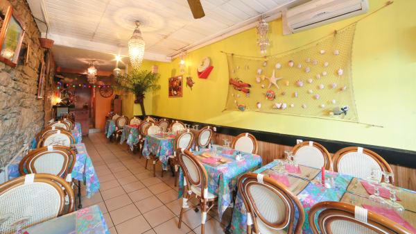 Salle du restaurant des îles - Le Restaurant des Îles, Lyon