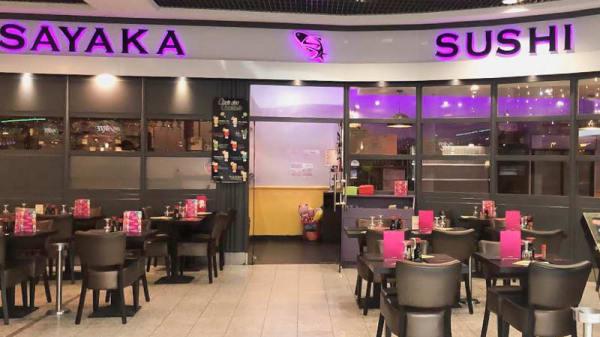 Entrée - Sayaka Sushi, Créteil