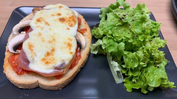 Suggestion de plat - Le Chat Gourmand, Montpellier