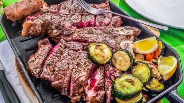 Suggerimento dello chef - Trattoria S.Anna, Rho