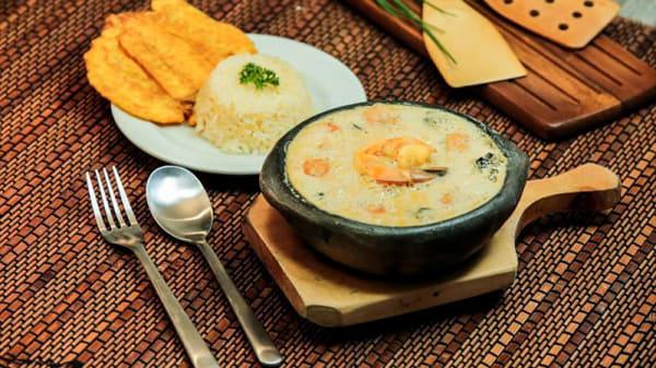 Sugerencia del chef - Brisas del Mar, Bogotá