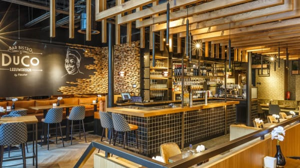 Het restaurant - Bar Bistro DuCo Leeuwarden (by Fletcher), Leeuwarden