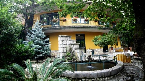 Vista esterna - Boschetto, Serino