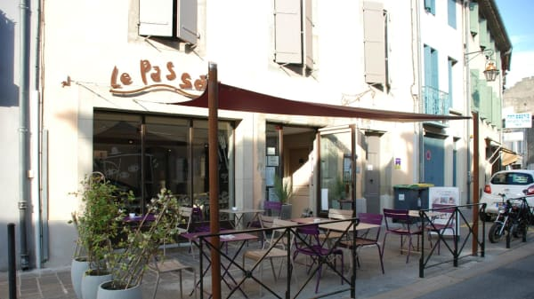 salle - Le Passage, Carcassonne