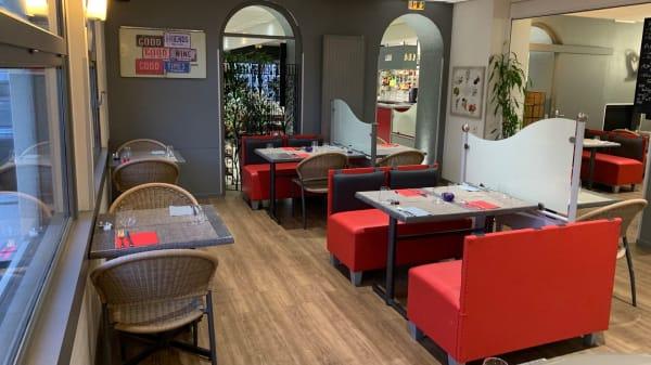 Salle de Restaurant - Les Commerçants, Clermont-Ferrand