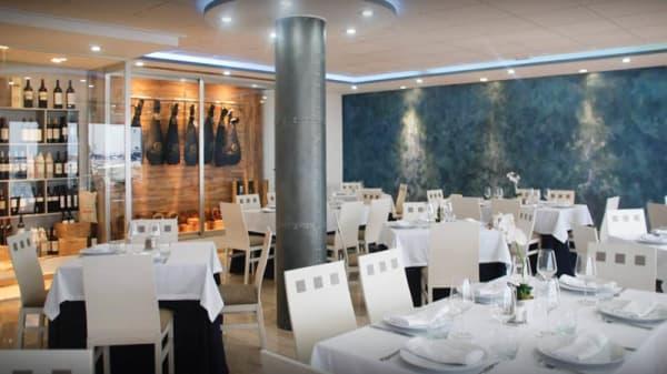 Vista sala - Restaurante Balandros - (Dénia - Alicante), Dénia