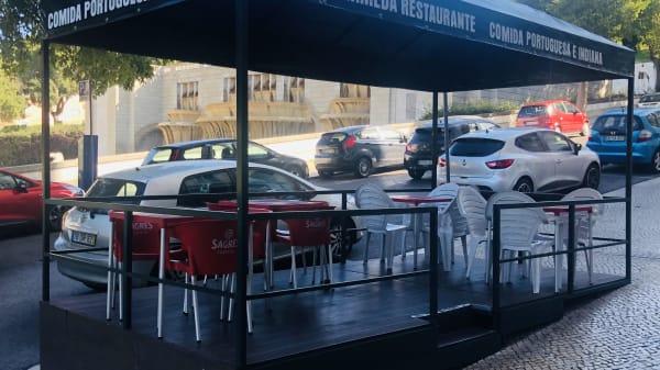 Esplanada - Alameda Restaurant, Lisboa