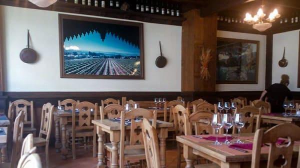 Vista de la sala - El Rincon Del Bierzo, Boadilla del Monte