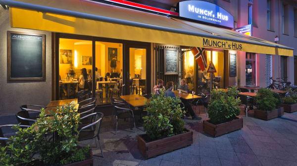 Munch's Hus, Berlin
