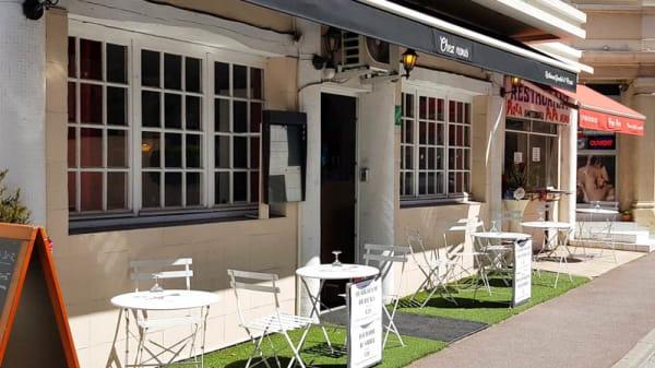 Devanture - Chez Nous, Cannes
