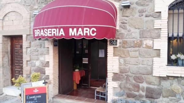 Fachada - Braseria Marc, Sant Fruitos De Bages