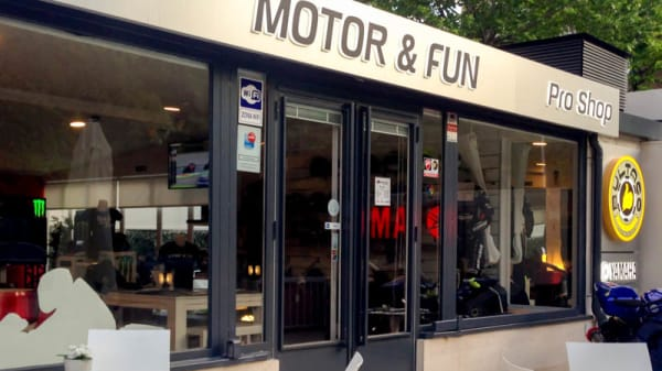 Entrada - Motor & Fun, Madrid