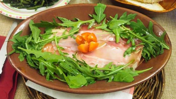 Suggerimento dello chef - Trattoria Vecchia Cassino, Cassino