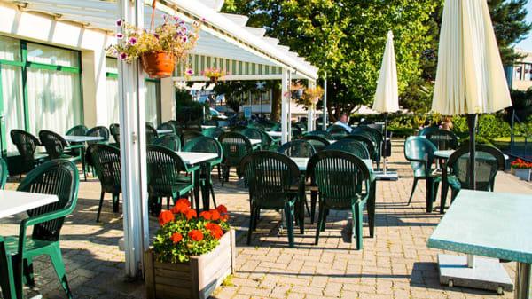 Terrasse - Restaurant des Tennis de Vernier, Vernier