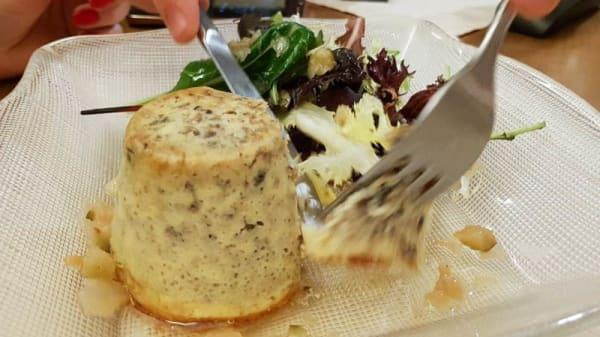 Sugerencia del chef - Fonda La Barretina, Orfes