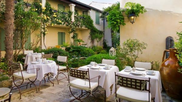 Terrasse - La Table d'Olivia, Saint-Martin-de-Ré