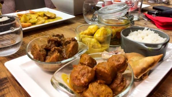 Suggestion de plat - Les Acolytes, Agde