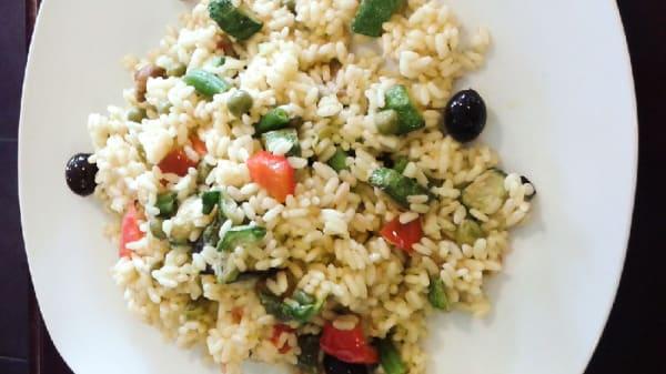 Piatto - Moretti food, Salerno