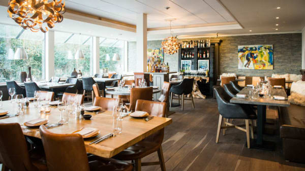 Restaurant - BOSQ - the spirited restaurant, Den Hoorn (Texel)