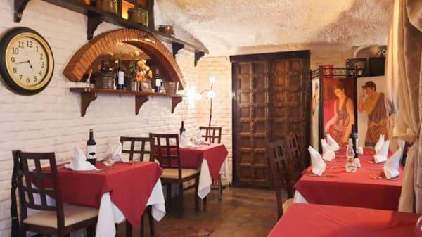Vista sala - The first little Italy, Arona (Spain)