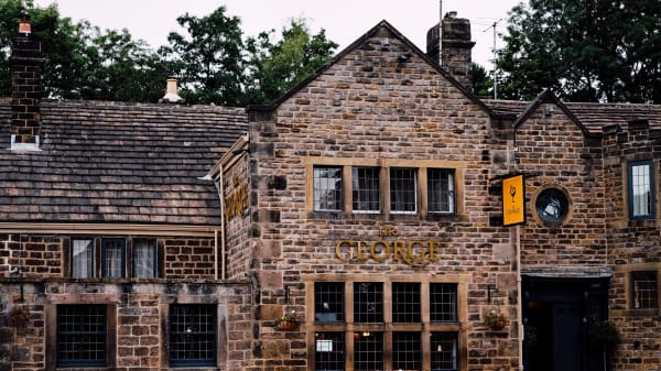 The George Restaurant, Hope Valley