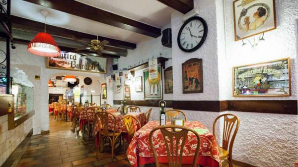 Sala del ristorante - El Merendero, Como