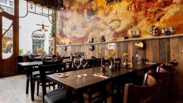 Restaurant - Le Bateau, Den Bosch