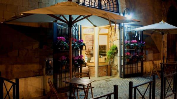 Entrata - Taja e Coci, Roma