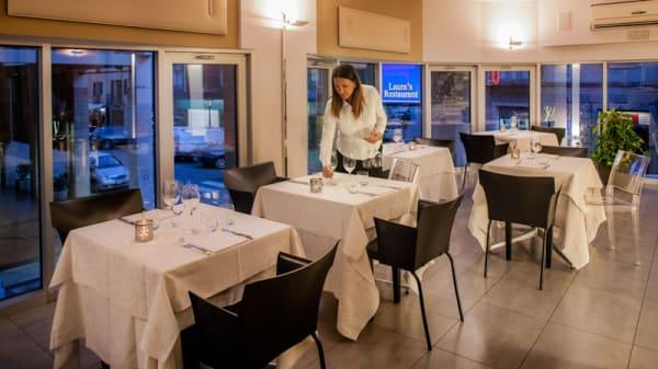 Interno - Laura's Restaurant, Asti