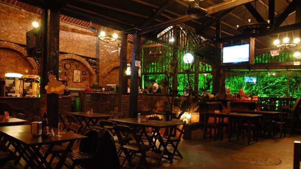 Sala - Olaria Bar & Grill (Paraíso), São Paulo