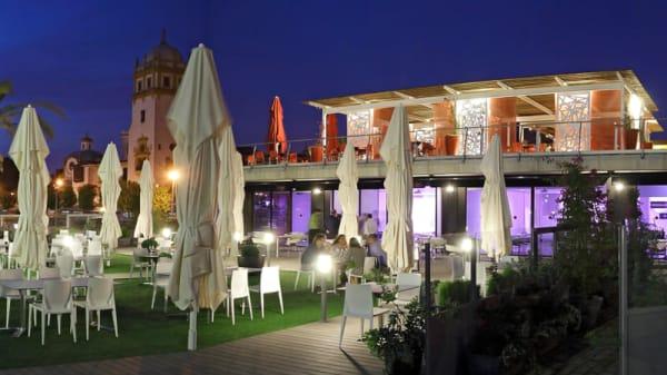 Vista terraza - Puerto Delicia, Sevilla