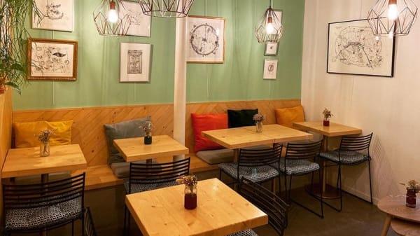 Salle à manger - L'Entithé, Paris