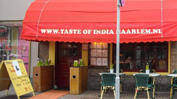 Ingang - Taste of India, Haarlem