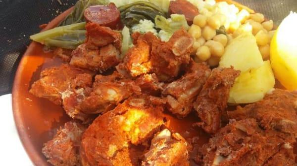 sugerencia del chef - Casa de Comidas Arcadio Travieso, Las Medulas