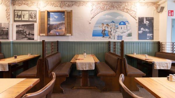 Restaurant - Sirtaki, Zwolle