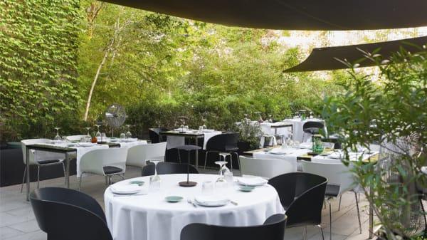 Terraza en el Jardín - Jardín del Alma - Hotel Alma Barcelona, Barcelona